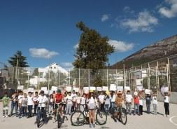 Dan sporta-biciklistički čas1